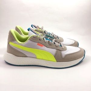 New Womens Puma Nrgy Softfoam Shoes Size 8.5